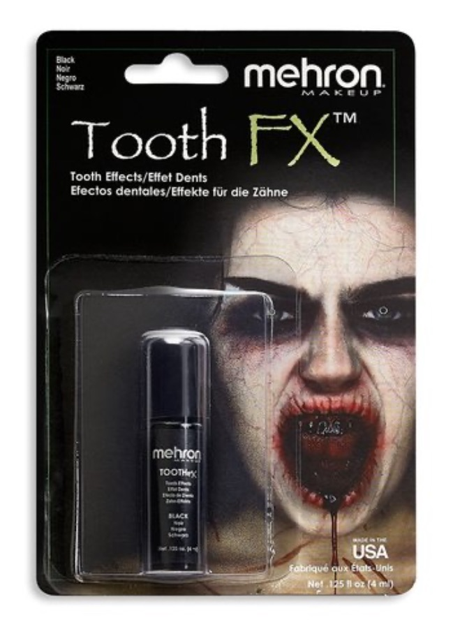 Mehron Tooth FX - Black