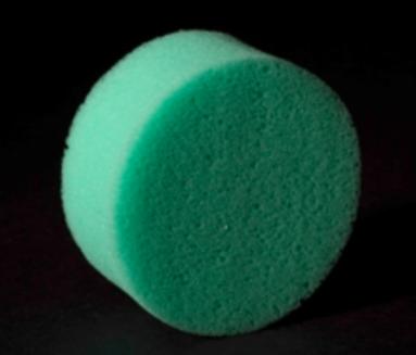 DFX Green / Blue Sponge
