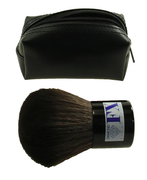 DFX Kabuki Brush - Synthetic Hair