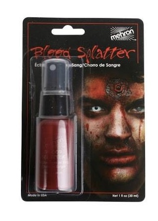 Mehron Blood Splatter 30ml