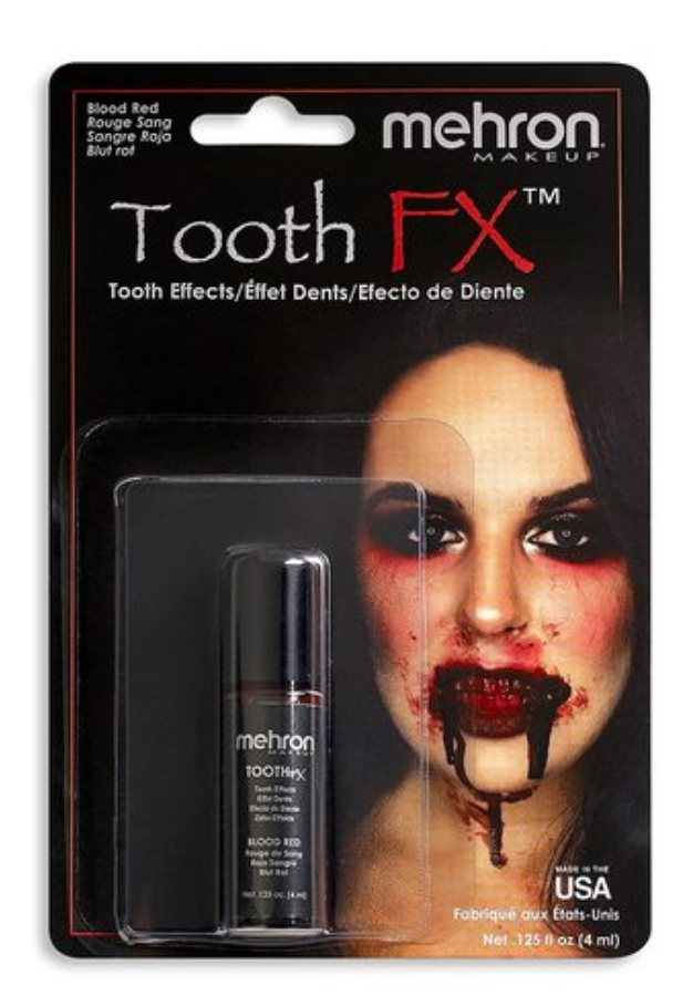 Mehron Tooth FX - Blood Red