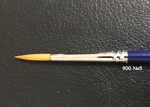 DFX Round Brush 900 No 5