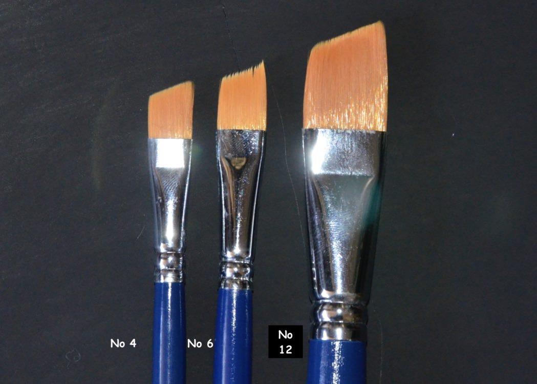 DFX Angle Brush 1088 No 4