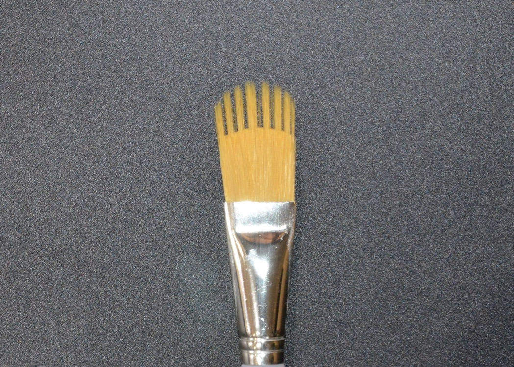 Aqualon Filbert Wisp Brush 3/4