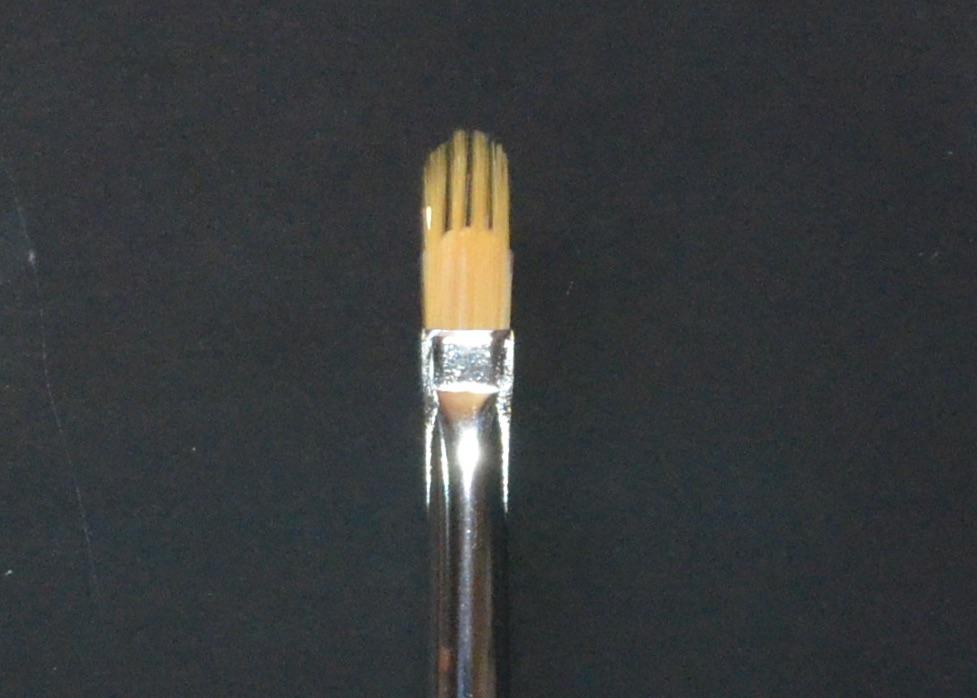 Aqualon Filbert Wisp Brush 1/4