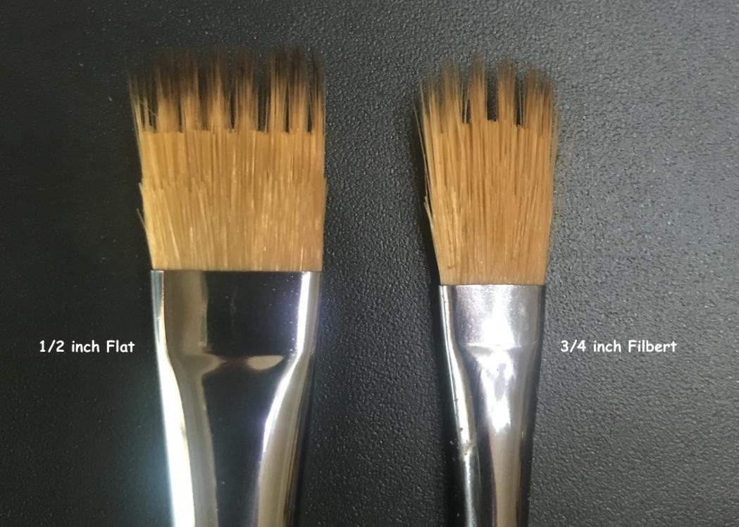 Wisp Brush 3/4 - Royal & Langnickel