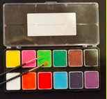 12 Colour Palette - 6 grams