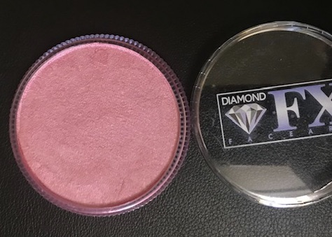 Metallic Mellow Pink 30gram