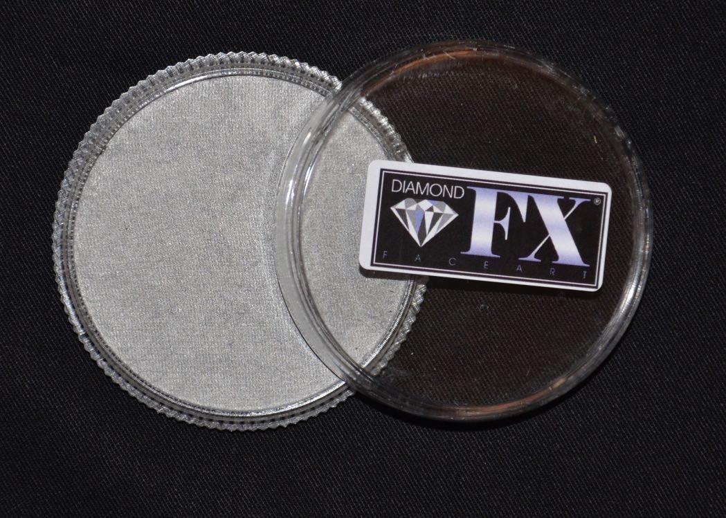 Metallic Silver 30gram