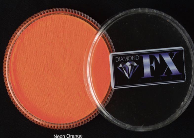 Neon Orange 30gram