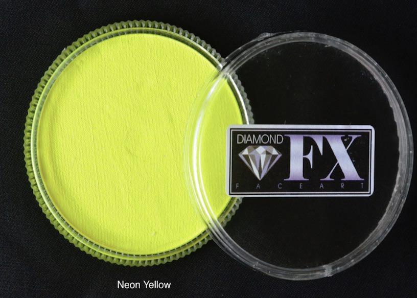 Neon Yellow 30gram