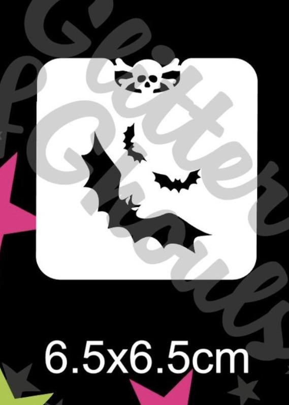 Glitter & Ghouls Bats Mini