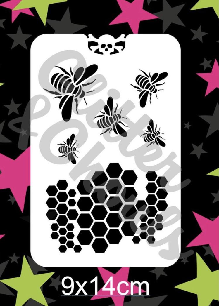 Glitter & Ghouls Bee Hive