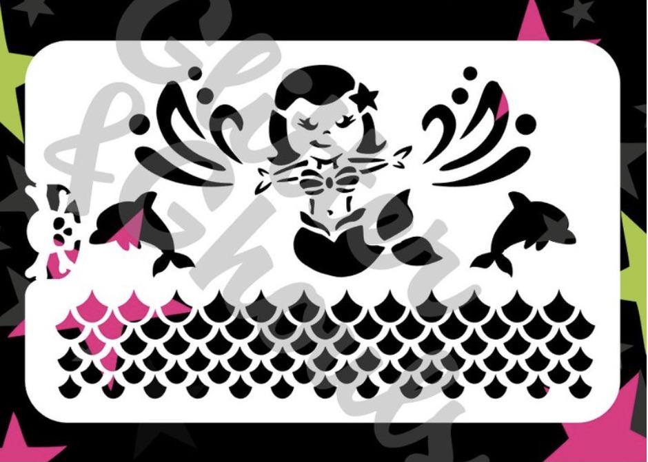 Glitter & Ghouls Mermaid Song