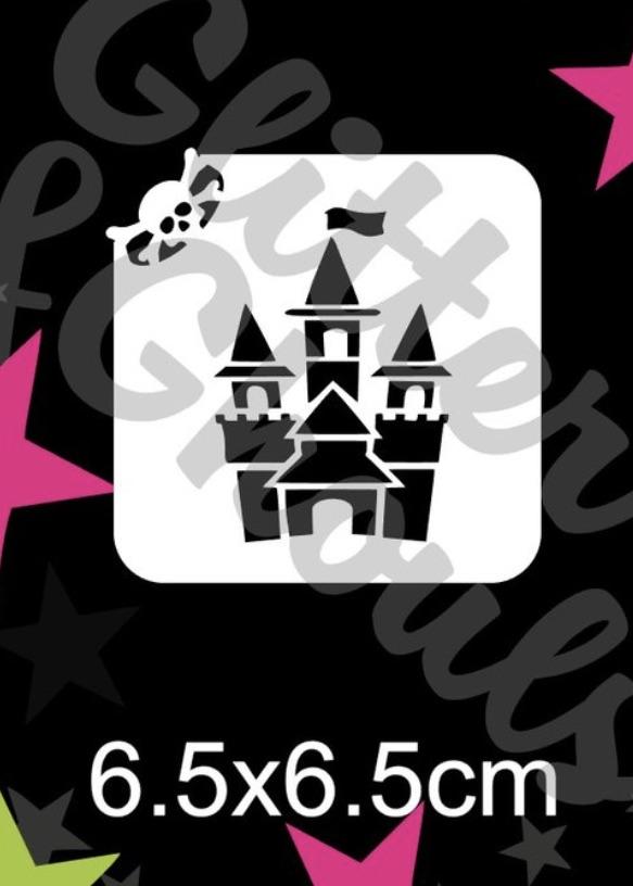 Glitter & Ghouls - Fairytale Castle