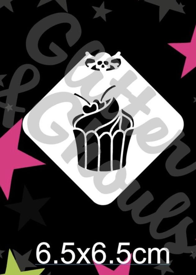 Glitter & Ghouls Cupcake Mini