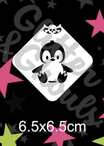 Glitter & Ghouls Cutie Penguin