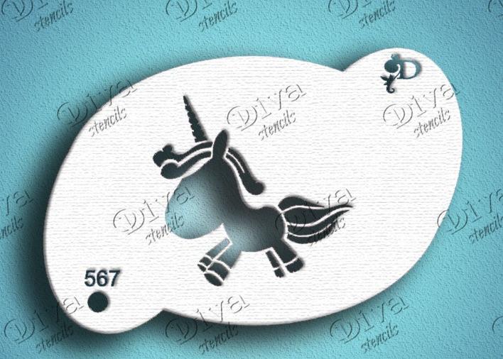 Diva - Unicorn Baby
