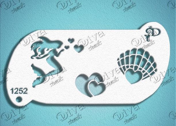 Diva - Valentine Mermaid