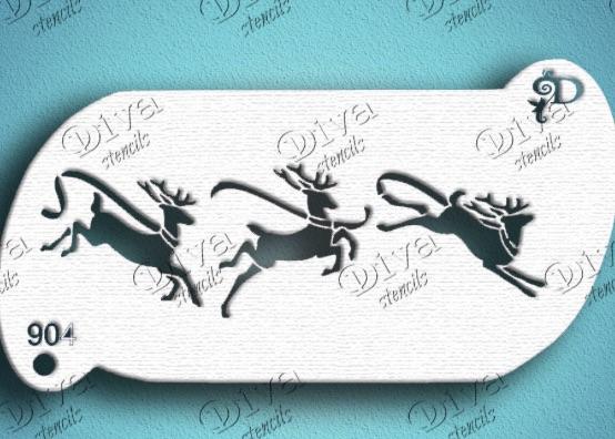 Diva - 3 Reindeer