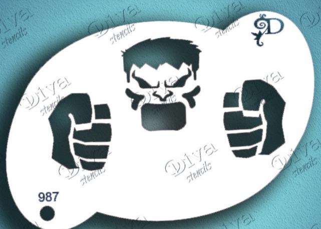 Diva - Hulk Fist