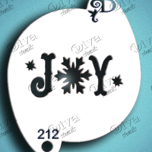 Diva - Joy snowflake