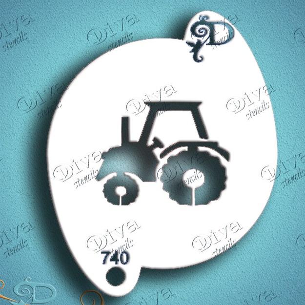 Diva - Fun Tractor