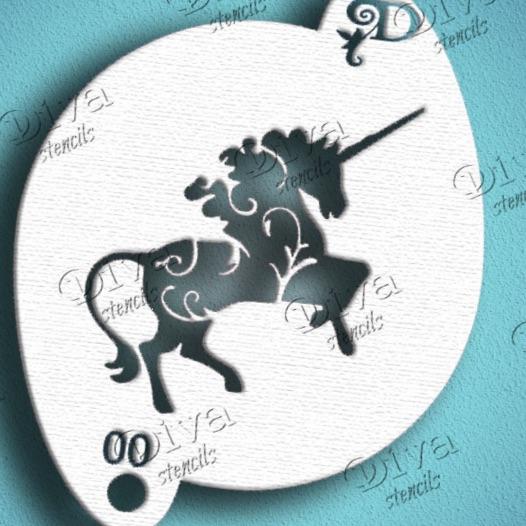 Diva - Unicorn Swirl