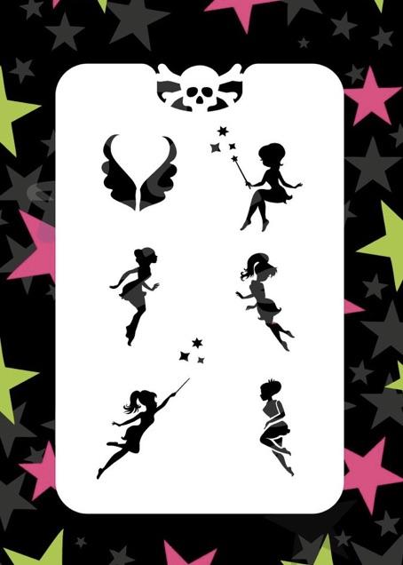 Glitter & Ghouls Fairies