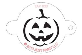 Stencil - Jack O\' Lantern