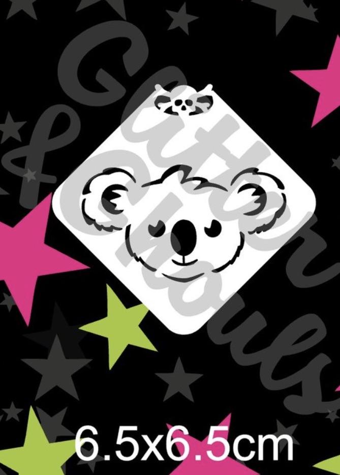 Glitter & Ghouls Koala Mini