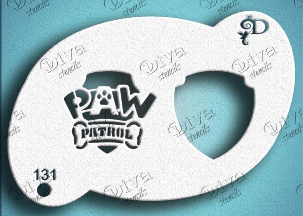 Diva - Pup Patrol Logo