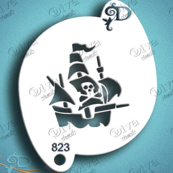 Diva - Ship of Pirates