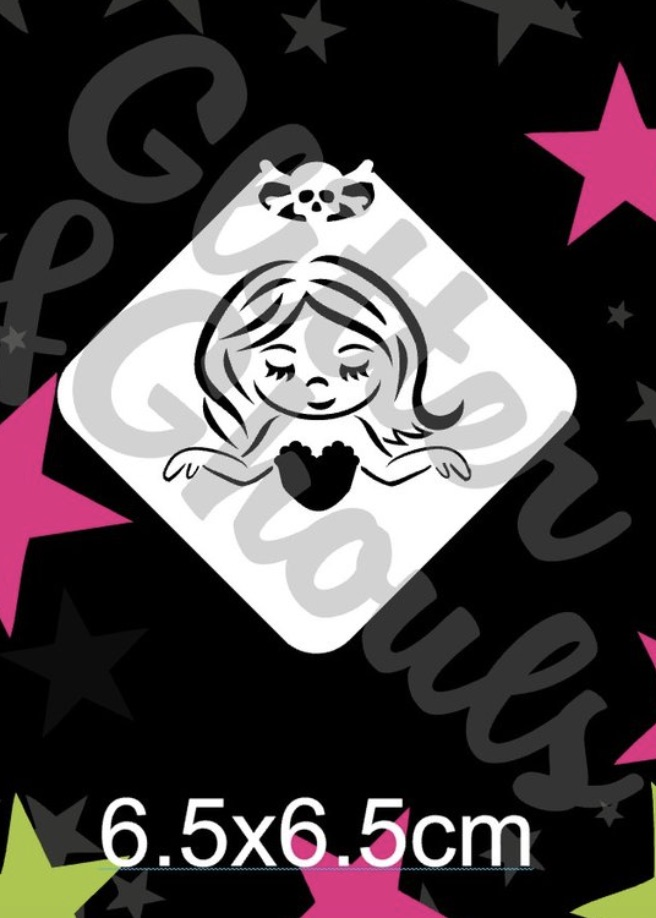 Glitter & Ghouls Sweetie Pie Princess