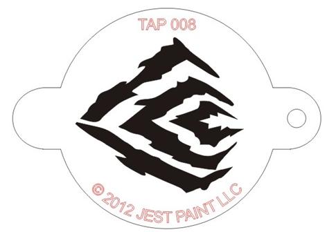 Stencil - Tiger