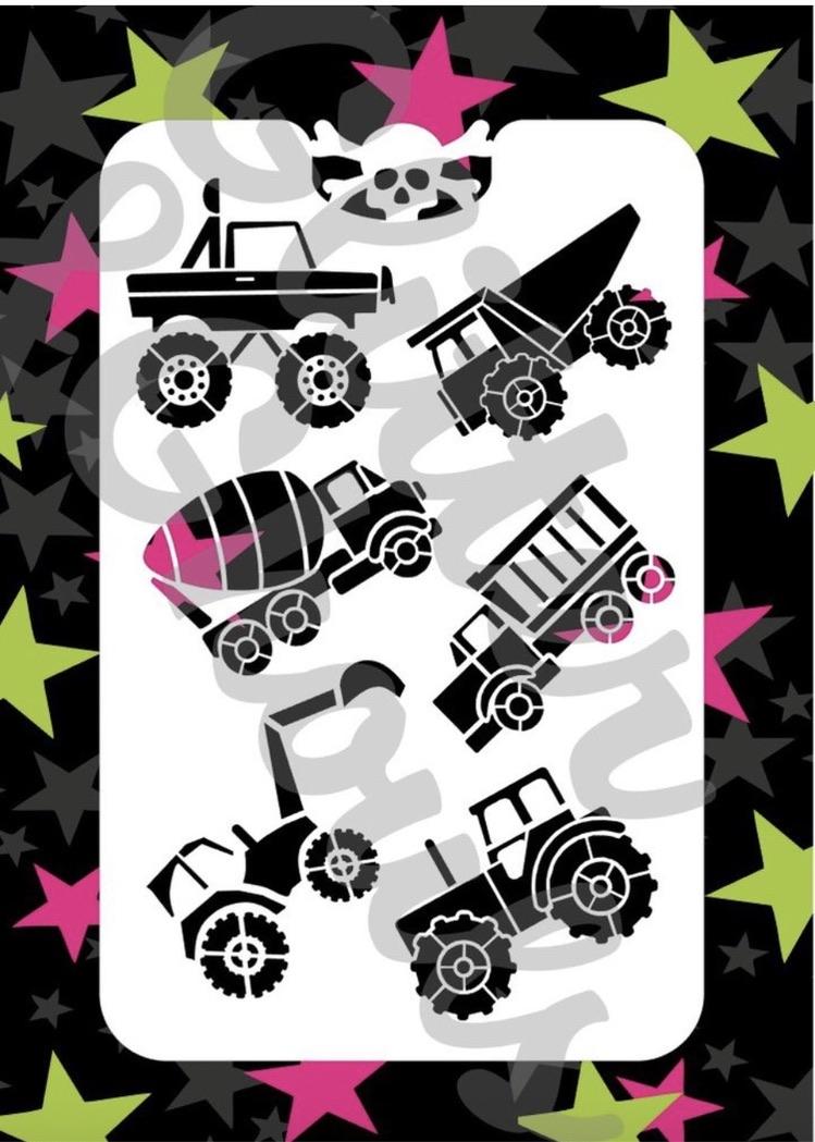 Glitter & Ghouls - Trucks