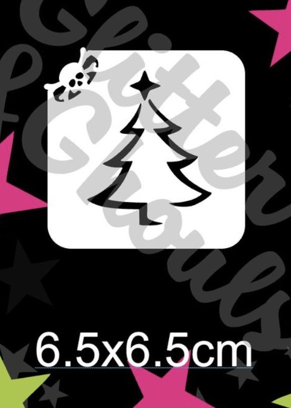 Glitter & Ghouls X Mas Tree
