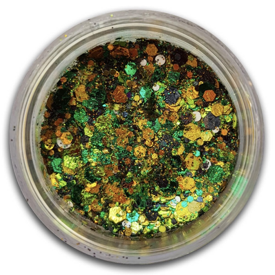 Essential Glitter Balm - Dragon Scales 5gm