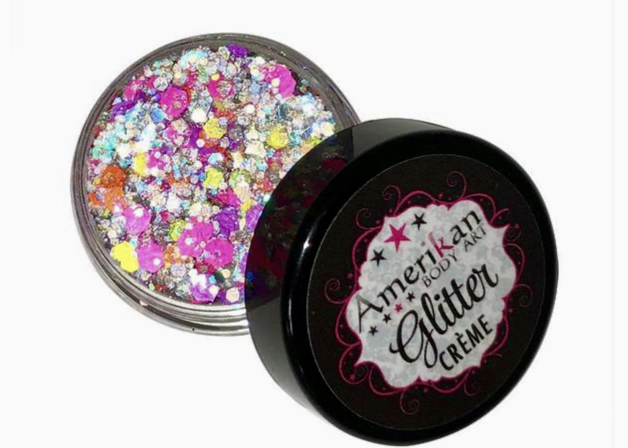 Amerikan Glitter Co Creme - Orion - UV 10ml