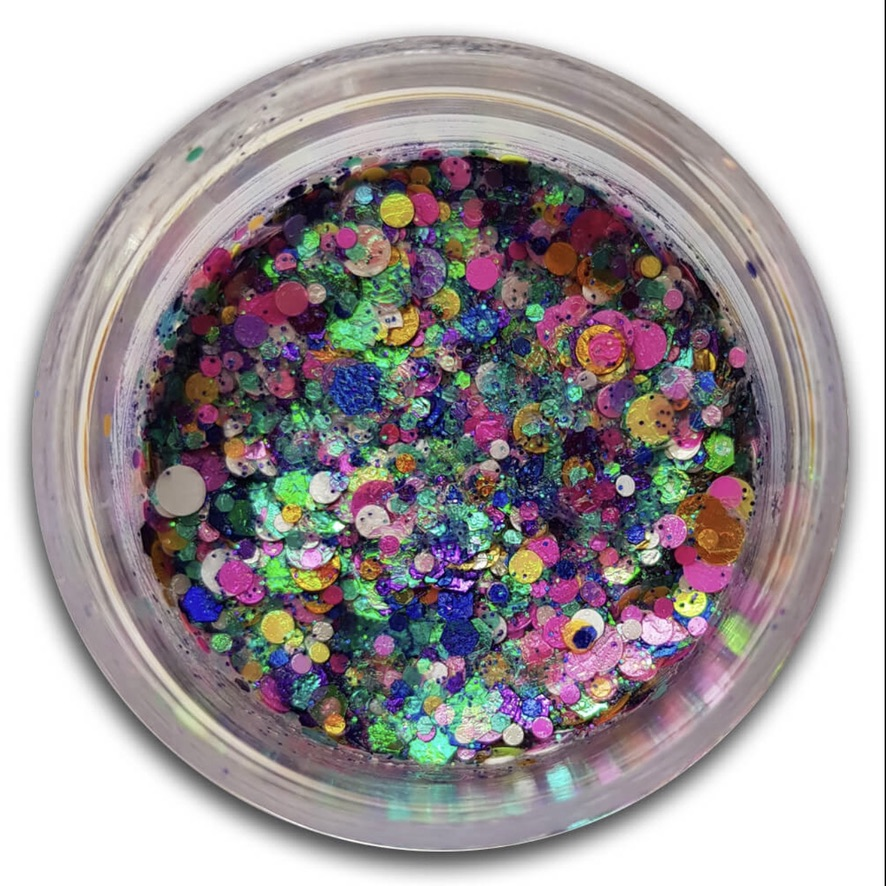 Essential Glitter Balm - Unicorn 10gm
